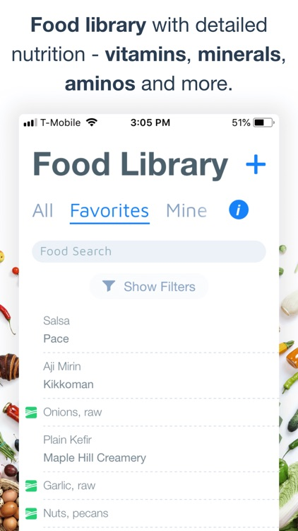 FitCrunch Meal Planing & Prep screenshot-5