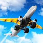 Crazy Plane Landing