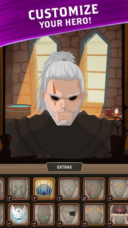 Questland RPG: Guilds & Heroes screenshot-0
