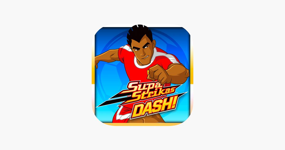 Supa Strikas Dash - Soccer Run on the App Store