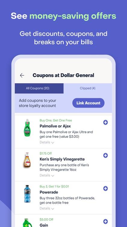 Providers: benefits and debit screenshot-6
