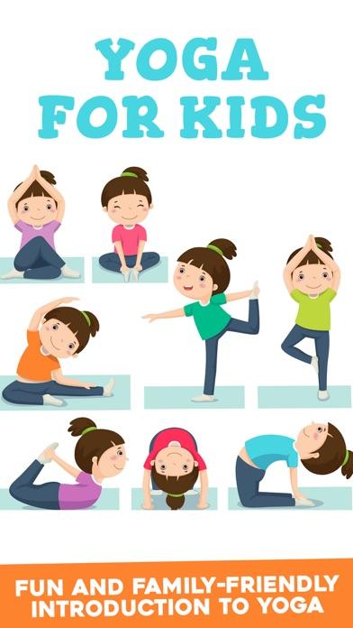 Yoga For Kids Daily Fitness screenshot three