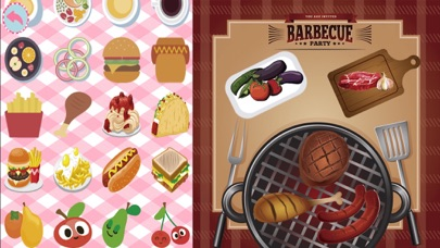 Top Chef sticker book 2D