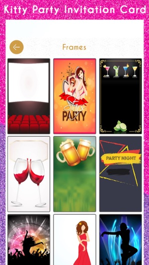 Kitty Party Invitation Card Hd On The App Store