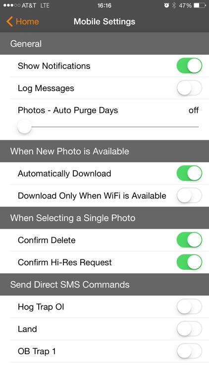 Jager Pro Wireless Cam Mg screenshot-4