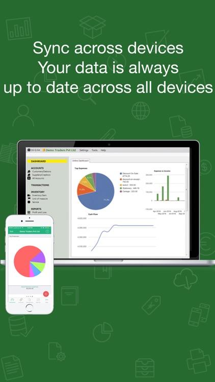 Book Keeper Accounting screenshot-5