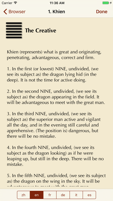 I Ching 2 review screenshots