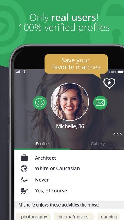 EliteSingles - Serious Dating screenshot-4