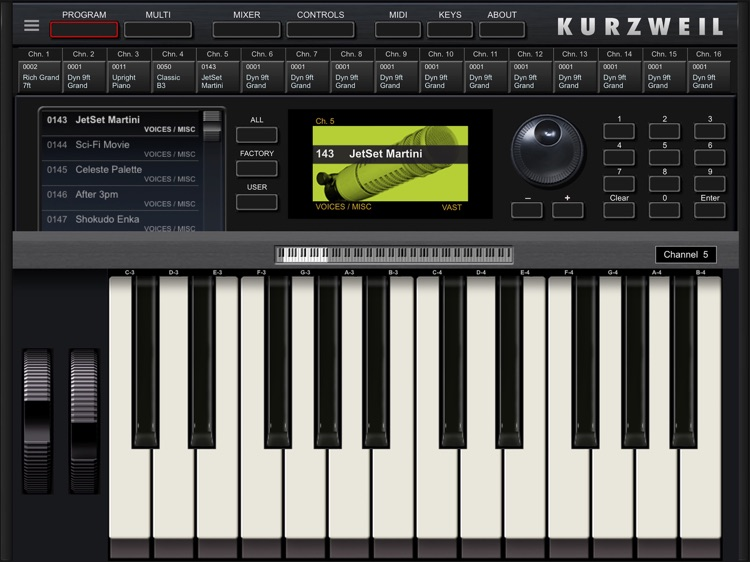 SP6 Sound Editor screenshot-6