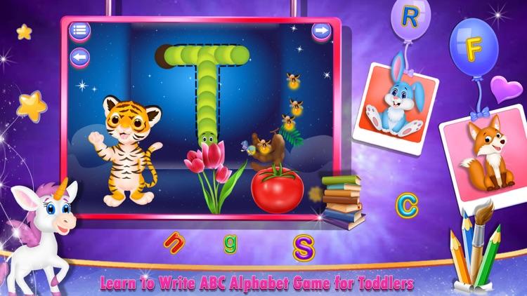 ABC Tracing & Phonic for Kids screenshot-6