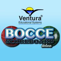 Bocce Scoreboard Deluxe