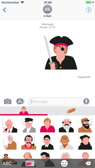 ZEIT-Emojis Screenshot