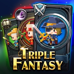 Triple Fantasy - Strategy RPG