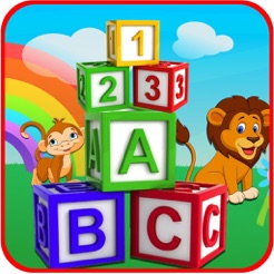 ABC & Number Kids Nursery Book