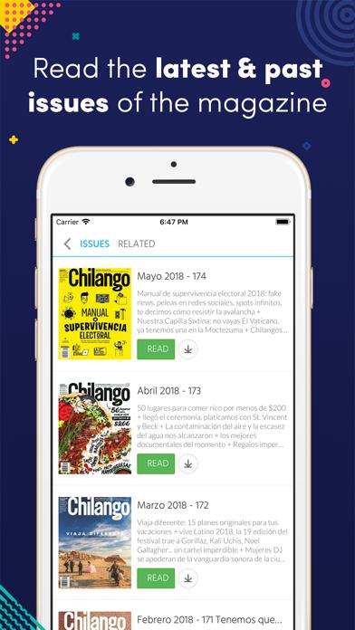 Chilango screenshot one