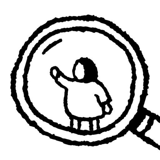 Hidden Folks app for iphone