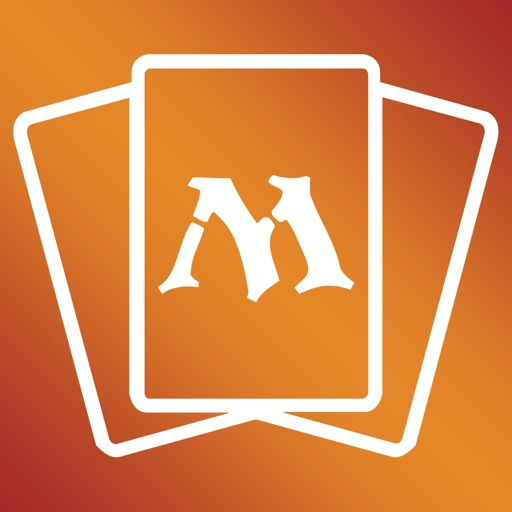 MTG Collection Manager iOS App