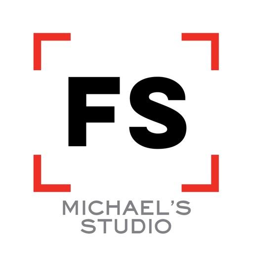 Michael's Studio iOS App