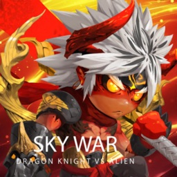 Sky War-Dragon Knight VS Alien