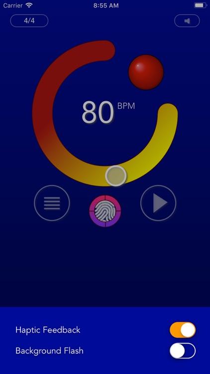 MightyMet Metronome screenshot-3