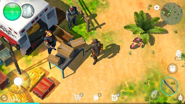 Survivalist: invasion (RPG) screenshot-7
