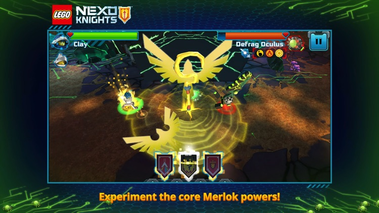 LEGO® NEXO KNIGHTS™:MERLOK 2.0 screenshot-0