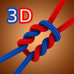 Ícone do app Animated 3D Knots