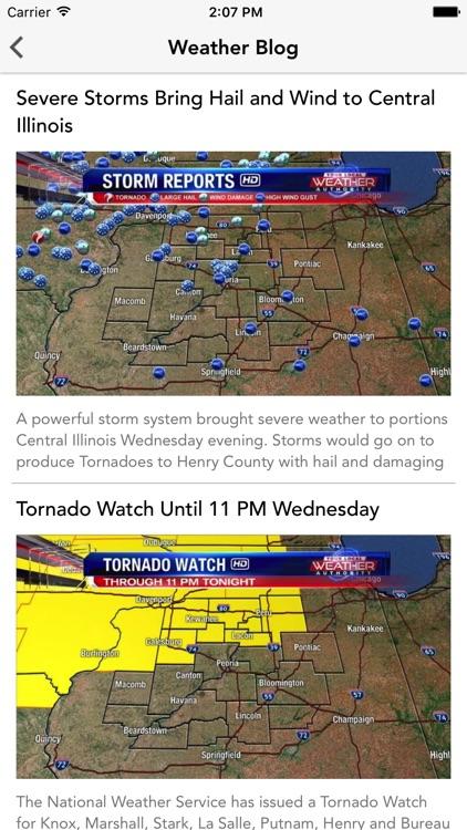 CIProud2Go Weather screenshot-3