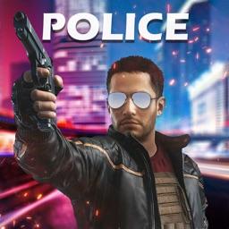 Super Hero Police Simulator