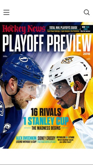 81b9ef11d The Hockey News on the App Store