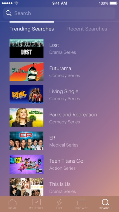 Hulu: Watch TV Shows & Movies screenshot 1