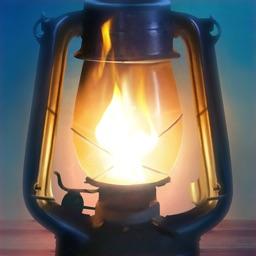 Night Light - Lamp with AI