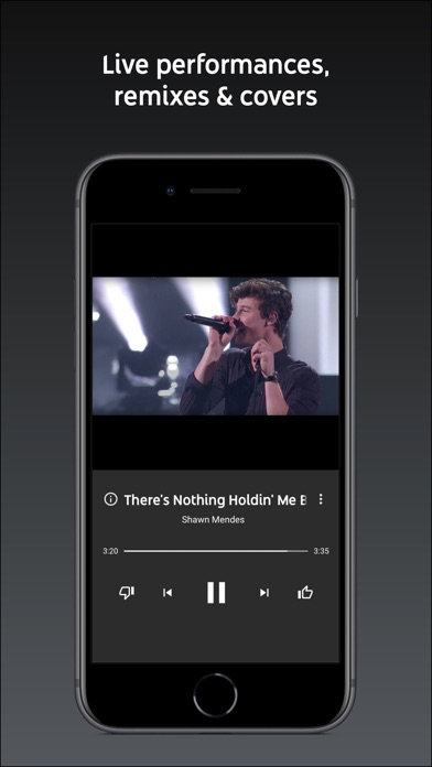 YouTube Music Screenshots