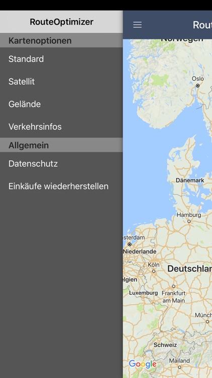 RouteOptimizer screenshot-5