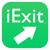 Iexit Interstate Exit Guide app review