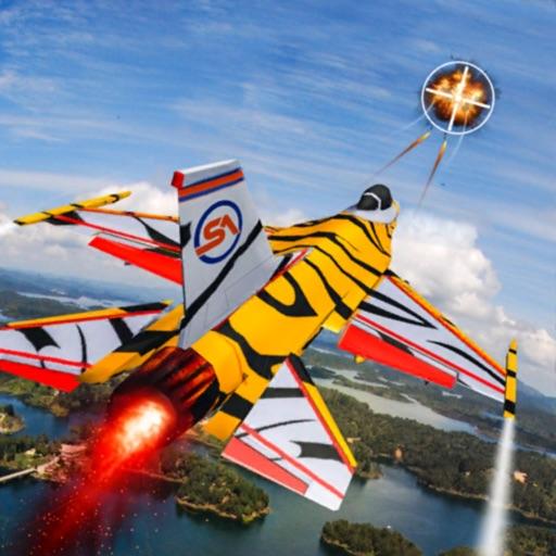 Fighter Jet Sky War