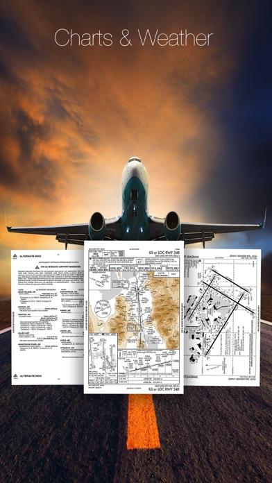 US EFB - Aviation Charts Screenshot