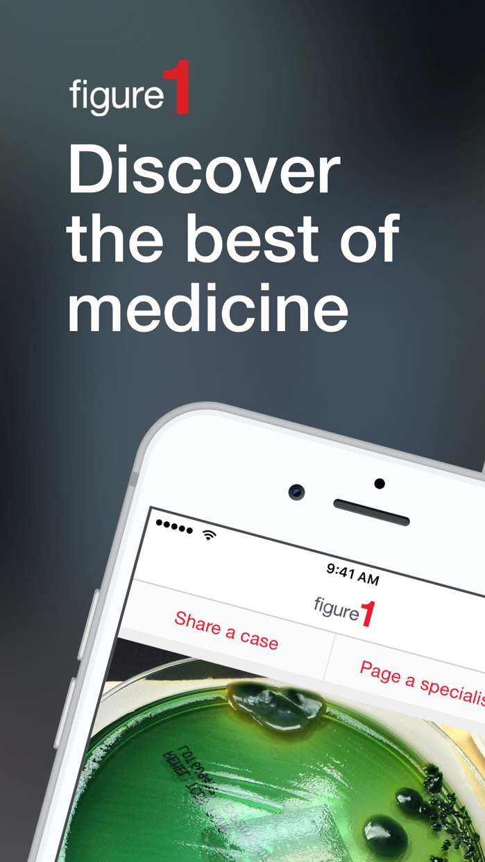 Figure 1 - Medical Cases Screenshot