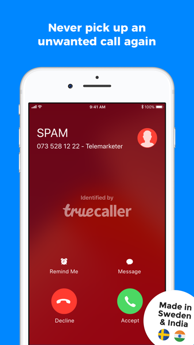 Truecaller Screenshot