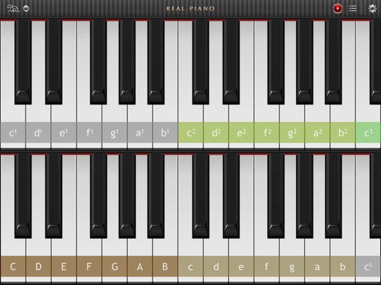Real Piano™ Screenshots