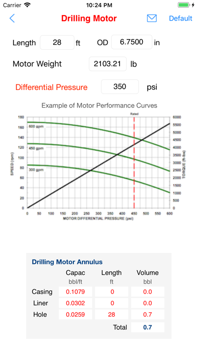Screenshot for Drilling Hydraulics 2 in Egypt App Store