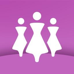 LesBeSocial: Lesbian LGBTQ app