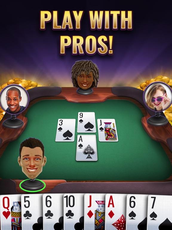 Spades Royale - Best Card Game для iPad