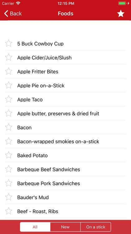 Iowa State Fair Food Finder screenshot-3