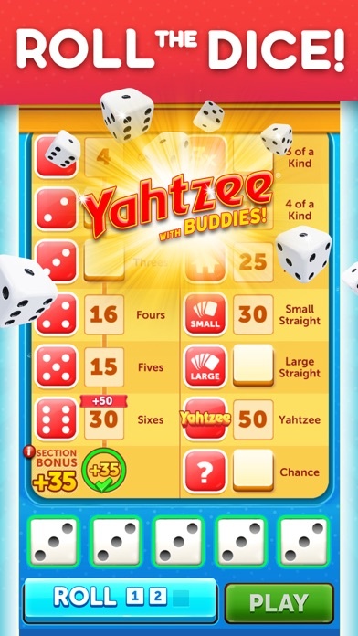 Yahtzee® with Buddies Dice  wiki review and how to guide