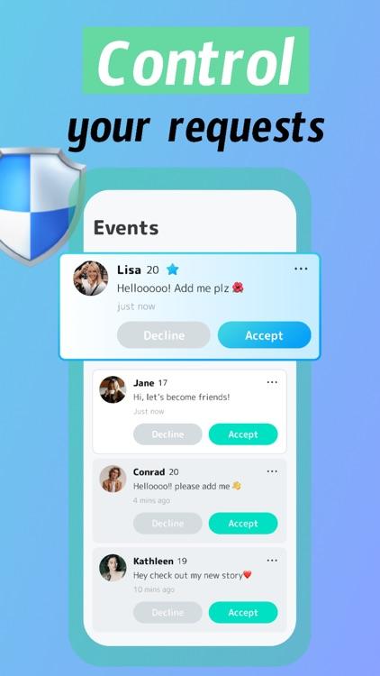 Swipr - Make new friends screenshot-4
