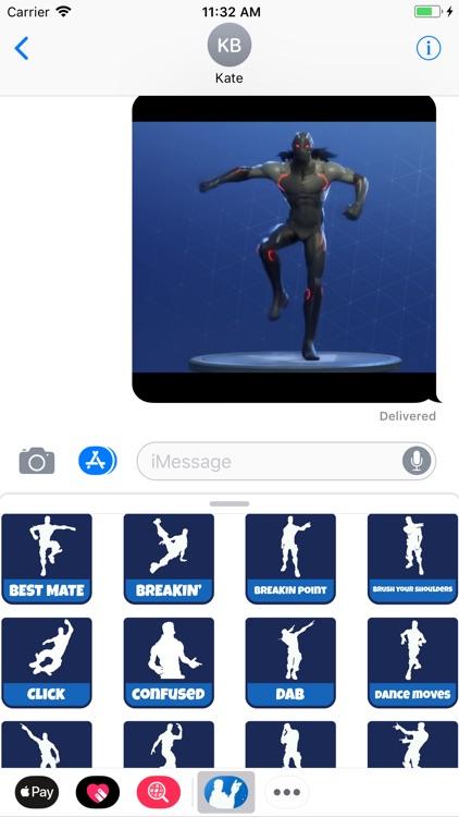 Dance Emotes App For Fortnite screenshot-3