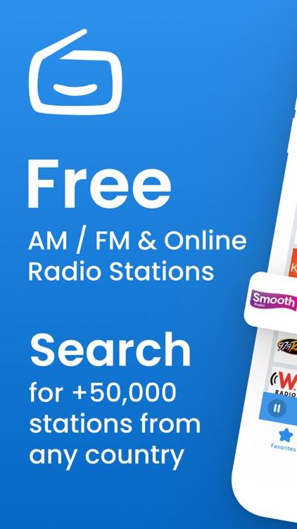 Simple Radio – Live AM FM App screenshot-4