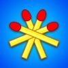 マッチ棒パズルゲーム ~ Matchsticks game