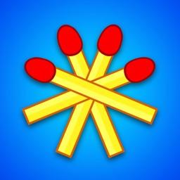 Matchsticks ~ Matches Puzzle